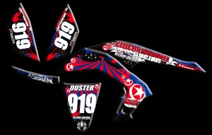 custom motocross graphics, pre-printed number plates, motocross full kits, graphics kit, atv kits, atv graphics, atv motocross