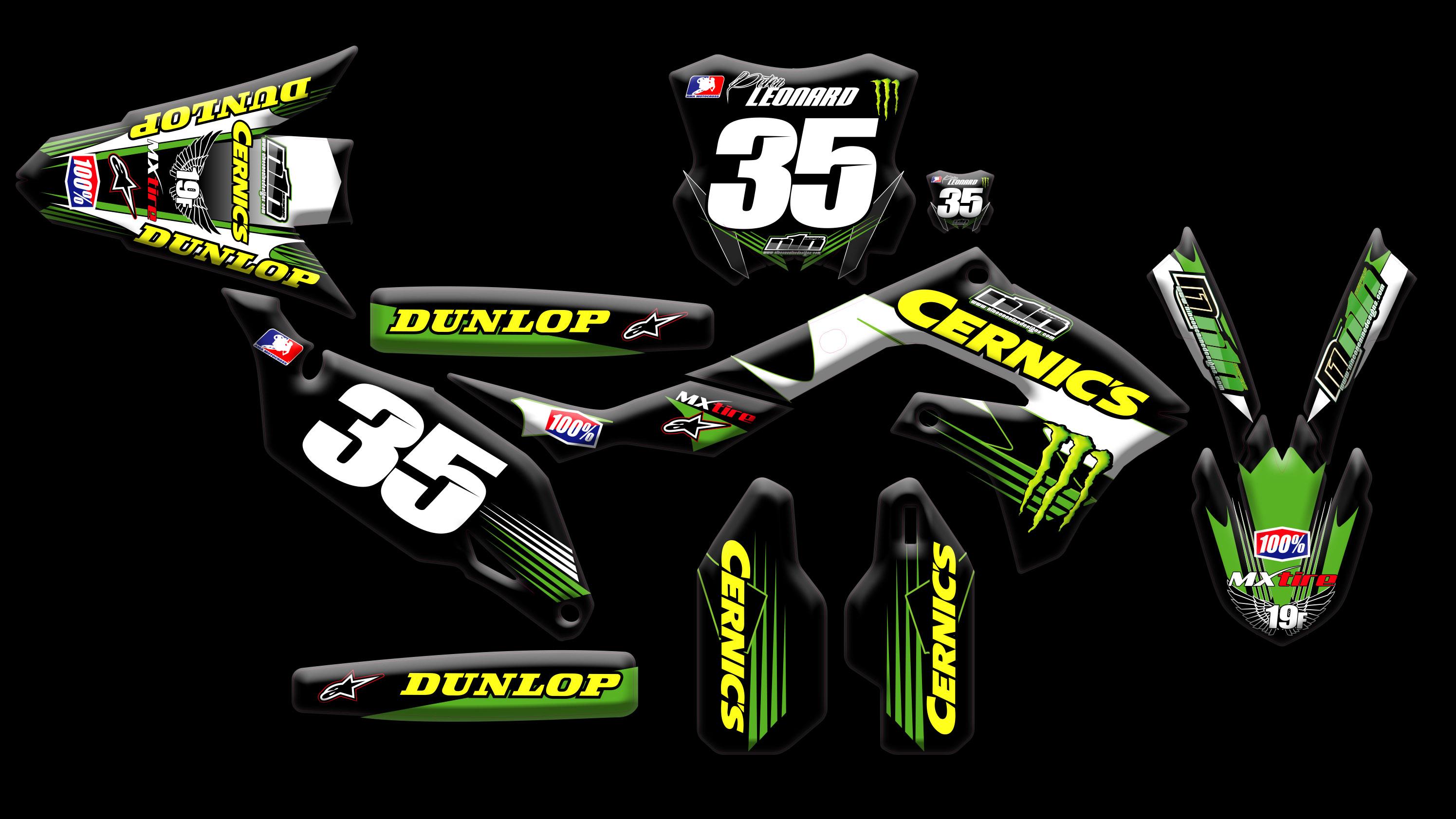 Kawasaki Full Kits : :: Nineonenine Designs ::