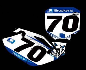 custom motocross graphics, pre-printed number plates, motocross full kits, graphics kit,