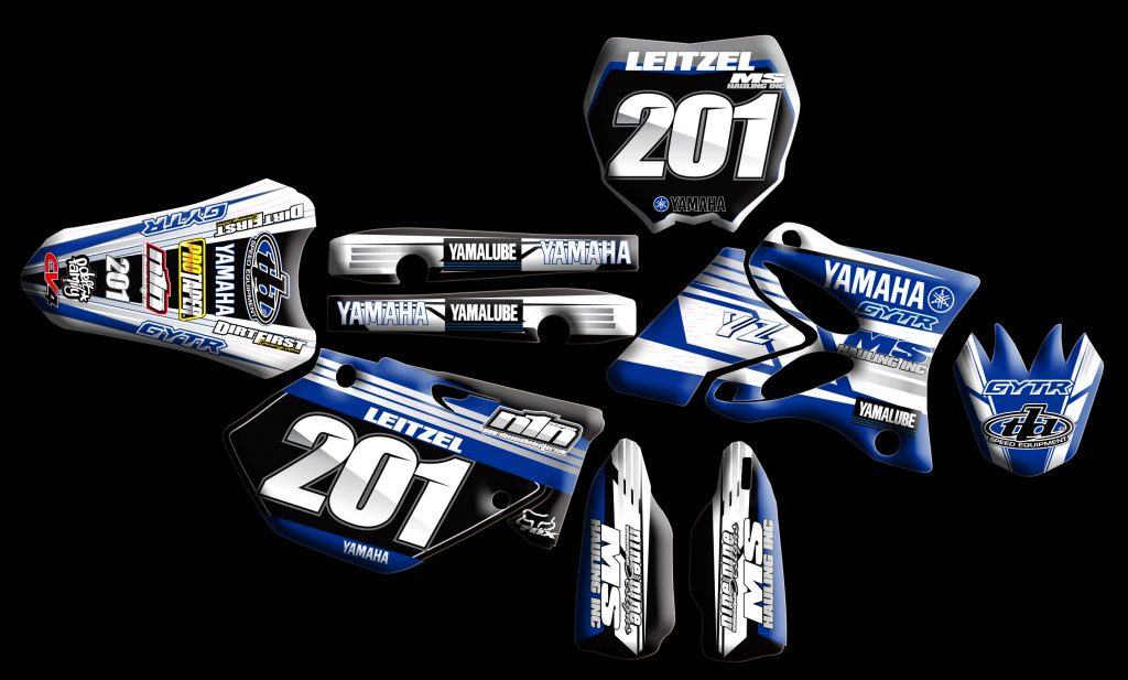 2013 yz125 Full Kit
