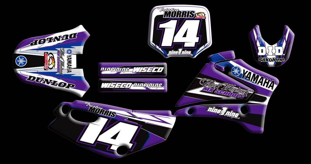 2007 TTR 125 Full Kit